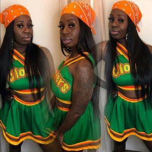Clovers duplicate uniform